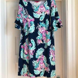 NWOT Lilly Pulitzer Lula Dress Size S 🐘